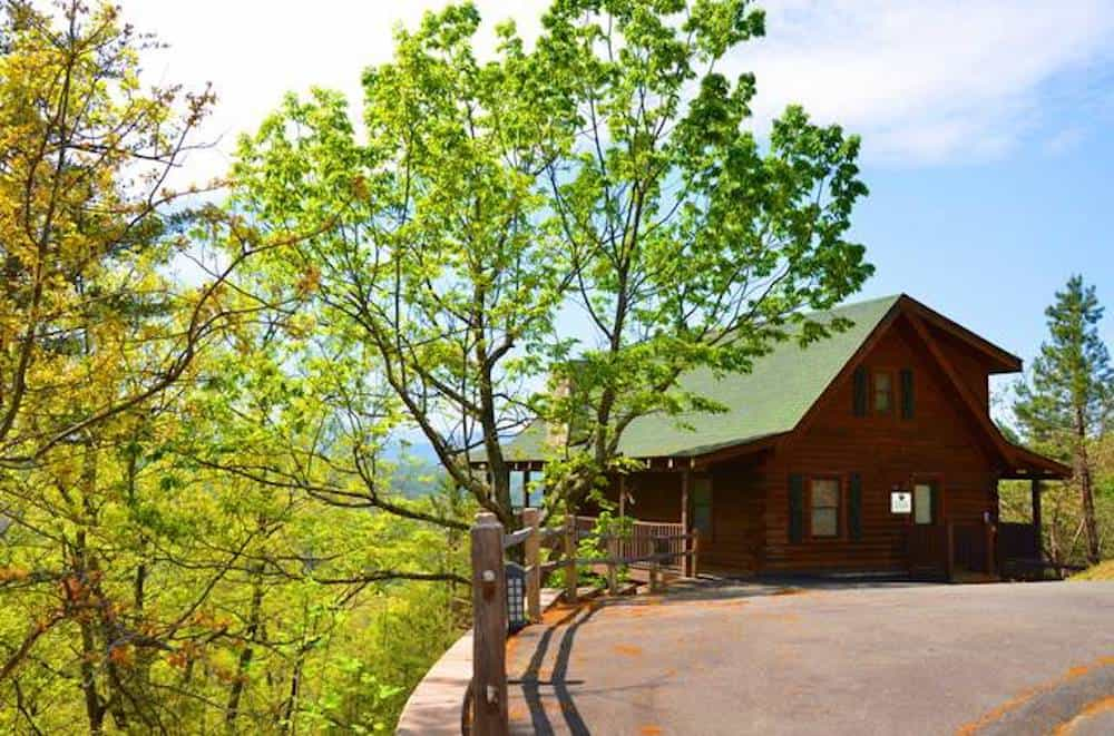secluded smoky mountain cabin rental